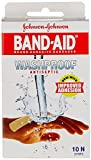 #4: Band-Aid Wash Proof - 10 Count