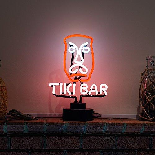 Tiki Bar Skulptur–Echter Neon (nicht LED)