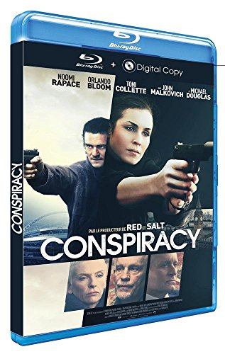 Conspiracy [Blu-ray + Copie digitale]