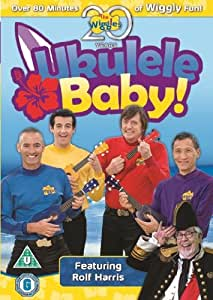 The Wiggles - Ukulele Baby [DVD] [2011]