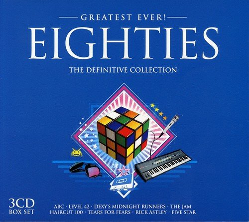 VA - Greatest Ever Eighties  The Definitive Collection - (GTSTCD002) - BOXSET - 3CD - FLAC - 2006 - WRE Download