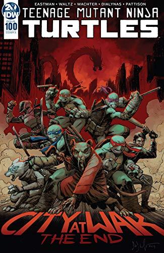Teenage Mutant Ninja Turtles #100 (English Edition) eBook ...