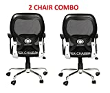 #6: Apex AM-5002 Apollo Medium Back Office Chair (Combo Pack)