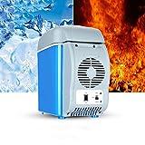 Auto Kühlschrank Auto Auto Kühlschrank 7. 5 L Auto Dual-Use Kalt Hot Box Auto Kühlschrank Mini Kühlschrank,Blue