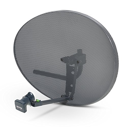 Sky Satellites Zone 2 Satellite Dish & Quad Lnb for for sale  Delivered anywhere in UK