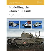 Modelling the Churchill Tank (Osprey Modelling)