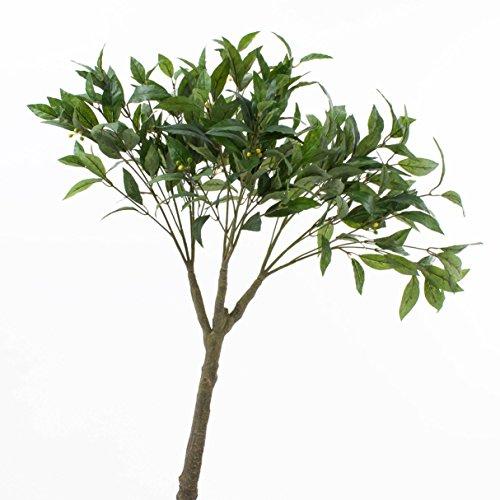 set-2-x-kunstlicher-lorbeer-zweig-grun-90-cm-deko-zweig-grune-blatter-kunstlich-artplants