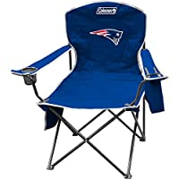 NFL Patriots Cooler Quad Chair