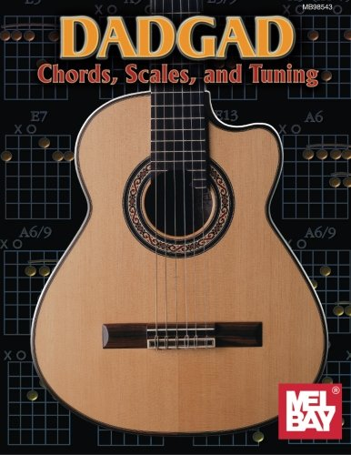 Felix Schell: Dadgad Chords, Scales, and Tuning