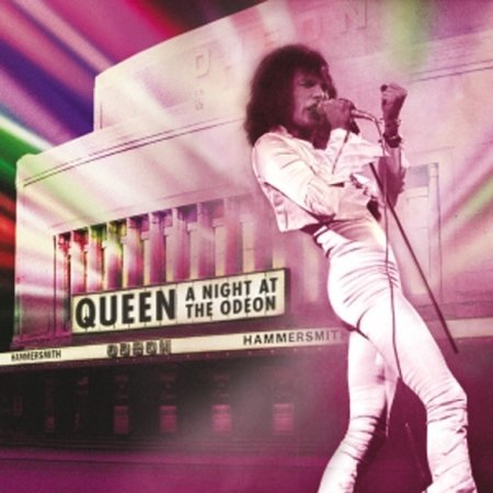 A NIGHT AT THE ODEON : HAMMERSMITH 1975 by QUEEN (2015-12-06)