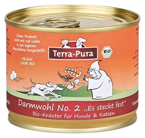 Terra pura Intestino Wohl No. 2bio hierbas mezcla