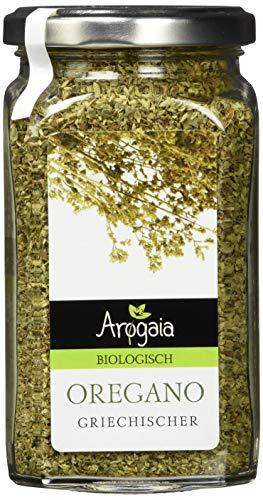 Arogaia Griechischer Bio Oregano, 70 g, 2er Pack