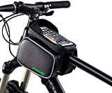 #4: Strauss Bicycle Frame Bag, (Black)
