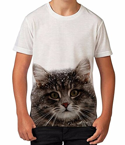 cat-in-snow-1-novelty-winter-christmas-animal-boys-unisex-kids-child-t-shirt