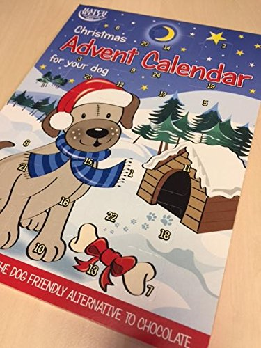 Dog Advent Calendar - Hatchwells