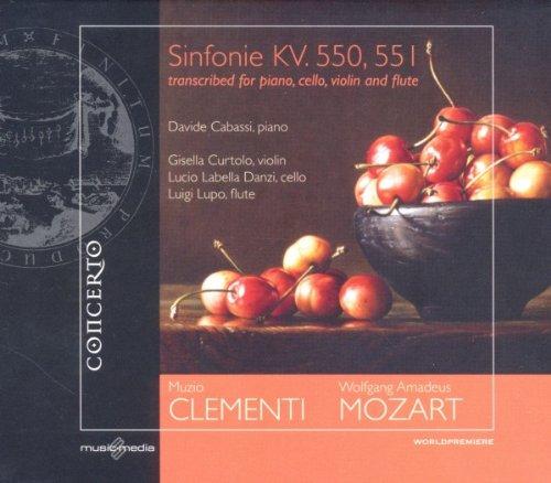 Sinfonien Mozarts Bearbeitet Von Clementi