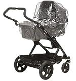 Playshoes 448926 Regenverdeck, Regenschutz, Regenhaube für den Kinderwagen, Dreiradwagen mit...