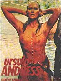 Ursula Andress par Britt Nini
