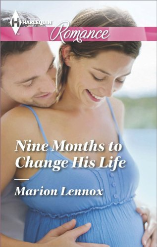 Nine Months to Change His Life (The Logan Twins Series Book 1) (English Edition)
