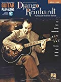 Guitar Play-Along: Volume 144: Django Reinhardt (Hal Leonard Guitar Play-Along)