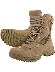 Kombat UK botas de Spec-OPS Recon Hombre–Multi-Cam, tamaño 8