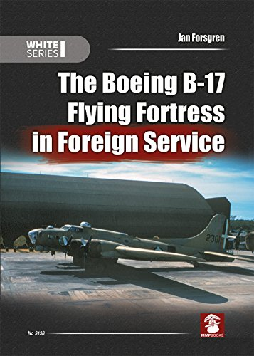 Boeing B-17 Flying Fortress in Foreign Service (White) por Jan Forsgren