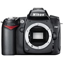 Nikon D90 Body + Sd 4Gb Lexar [Versione EU]