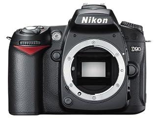 Nikon D90 SLR-Digitalkamera (12 Megapixel, Live-View, HD-Videofunktion) Gehäuse (B001EO6W8A) | Amazon price tracker / tracking, Amazon price history charts, Amazon price watches, Amazon price drop alerts