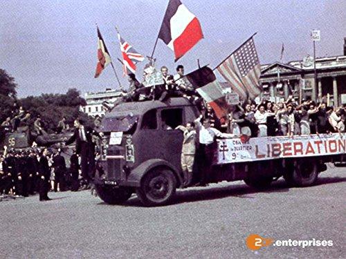 Die Befreiung Frankreichs