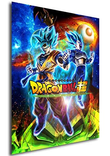Instabuy Poster Cartel pelicula - Dragon Ball Super: