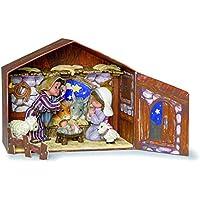 Nadal 746229 - Figura decorativa el portal de belén