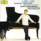 Tchaikovsky - Mendelssohn - Lang Lang - Concertos pour pianos n°1