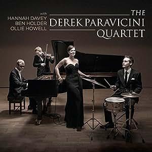 The Derek Paravicini Quartet
