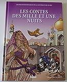 Les incontournables de la littérature en BD. Les contes des mille et une nuits.