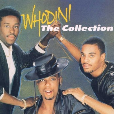 WHODINI. THE COLLECTION. 1991 12 TRACK VINYL LP (NOT CD)
