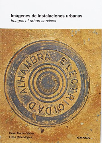 IMAGENES DE INSTALACIONES URBANAS (Libros de Arquitectura)