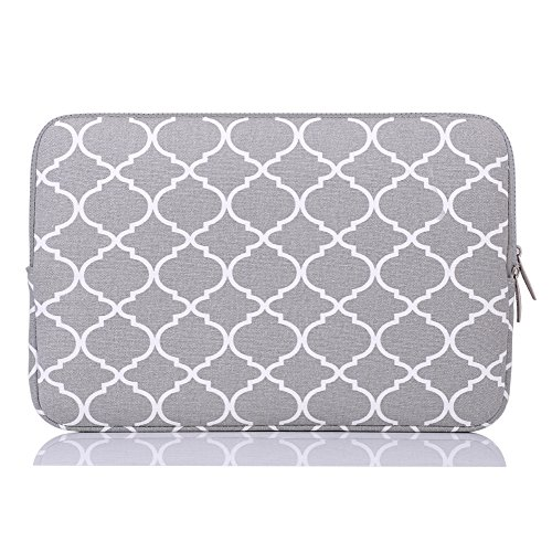 hbbel-funda-para-portatil-lona-diseno-de-enrejado-marroqui-compatible-con-macbook-air-samsung-chrome