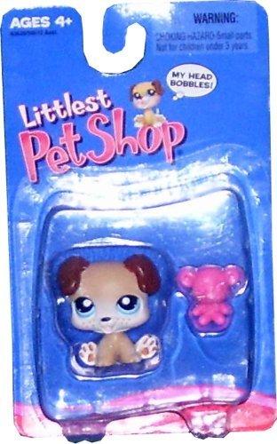 Littlest Pet Shop Puppy with Teddy Bear #143