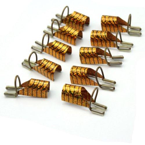 10pcs formes chablons réutilisable construction pour ongles
