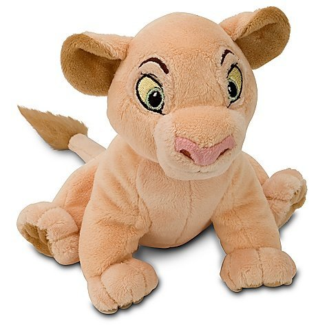 The Lion King Mini Bean Bag Plush Toy -- Nala by Nala and Company - Mini-bean-bag
