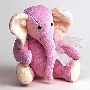 Canterbury Bears ltd 112 Lacey - Elefante Suave, Color Rosa pálido