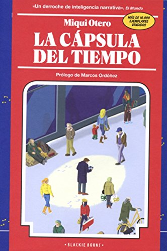 La Cápsula Del Tiempo (Biblioteca Blackie Books)
