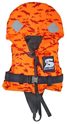 Secumar Bravo Print Kinder Schwimmweste, Gewichtsklasse:5-10 Kg