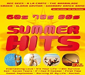60s 70s 80s Summer Hits