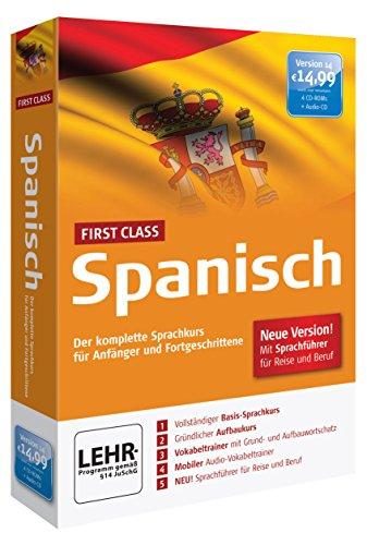 First Class Sprachkurs Spanisch 14.0 hier kaufen