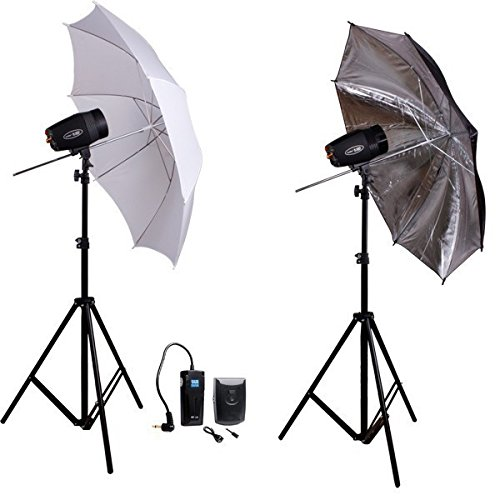 Deals For BPS 540W Flash Strobe Lighting Kit + 1.6*3m Non woven Fabrics White Black Green Backdrop Background Stand kit Online