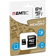 Emtec Micro SDXC Class