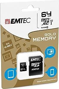 Emtec ECMSDM64GXC10 UHS