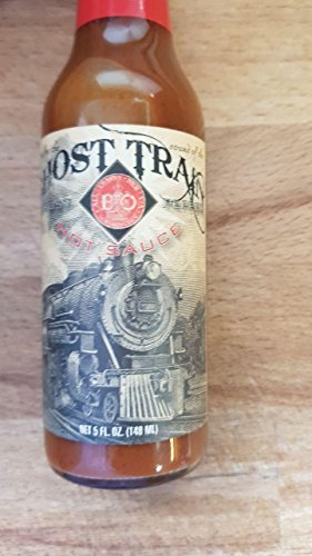 B&O Railroad Ghost Train Chili Sauce - 148ml