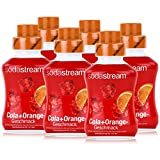 SODASTREAM CLASSICS 6x Cola+Orange Geschmack, 500 ml